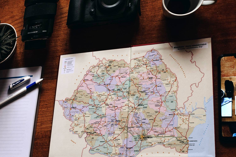 Harta spălătoriilor auto